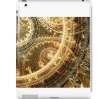 Steampunk watch iPad Case/Skin