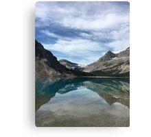 Bow Lake, AB Canvas Print