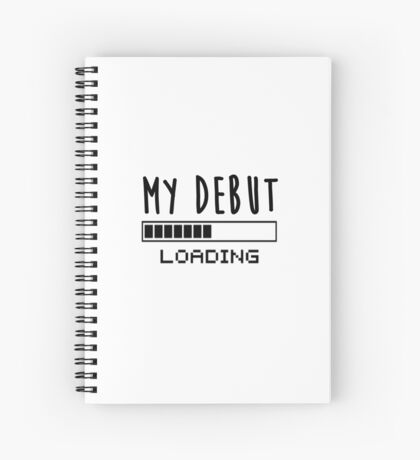 My Debut Loading Spiral Notebook