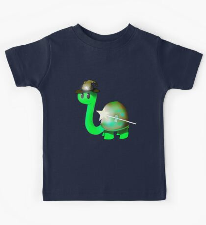Magic turtle Kids Tee