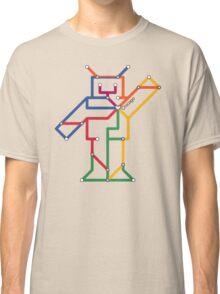 Robot: Chicago Classic T-Shirt