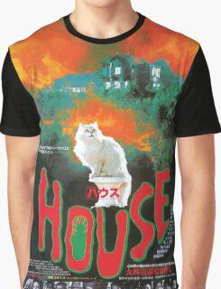 Hausu Graphic T-Shirt