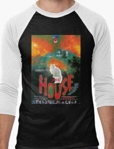 Hausu Men's Baseball ¾ T-Shirt