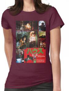 Hausu Womens Fitted T-Shirt