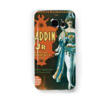 Performing Arts Posters The American Extravaganza Co in Aladdin Jr a tale of a wonderful lamp 0003 Samsung Galaxy Case/Skin
