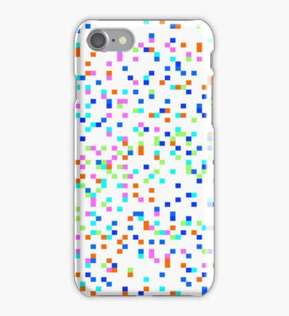 Pixel Party iPhone Case/Skin