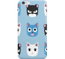 Chibi fairy cats V2 iPhone Case/Skin