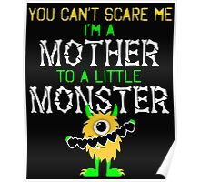You Can't Scare Me - I'm A Mother Poster
