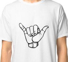 Shaka sign Classic T-Shirt