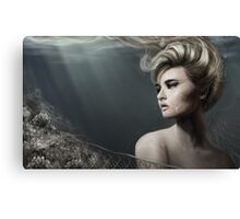 Coral Decay Canvas Print