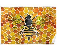Honeybee Poster