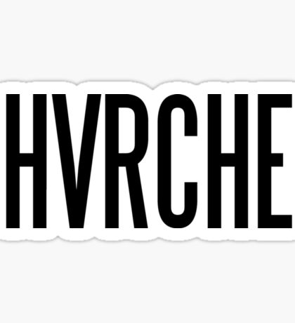 chvrches Sticker