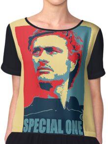 José Mourinho - The Special One Presidential Design Chiffon Top