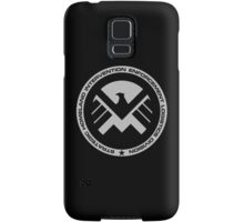 Marvel - S.H.I.E.L.D Logo Samsung Galaxy Case/Skin