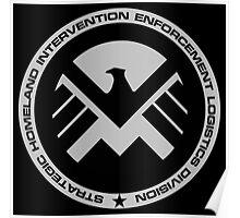 Marvel - S.H.I.E.L.D Logo Poster