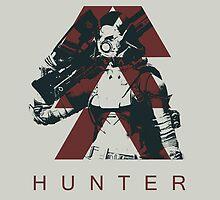 Destiny - Hunter by AronGilli by AronGilli