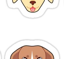 Dogs! Sticker