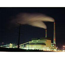 Powerplant Photographic Print