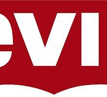 Evil - Levi's Logo Spoof by wearmoretees
