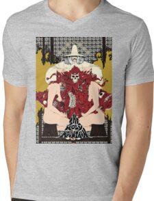 Holy Mountain Mens V-Neck T-Shirt