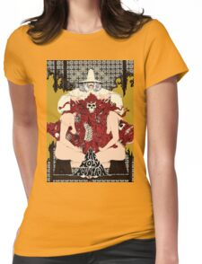 Holy Mountain Womens Fitted T-Shirt