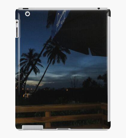 Sunset Brazil iPad Case/Skin
