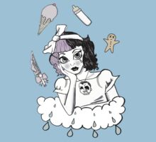 Melanie Martinez One Piece - Short Sleeve