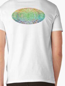 EYE_OF_GAIA_ONE Mens V-Neck T-Shirt