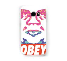 Old School Obey Giant Face Samsung Galaxy Case/Skin