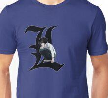 L - Death Note Unisex T-Shirt