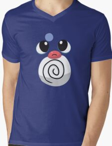 Poliwag Mens V-Neck T-Shirt