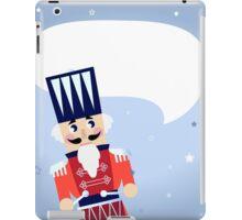 Retro red Nutcracker Christmas 2016 Design Edition iPad Case/Skin