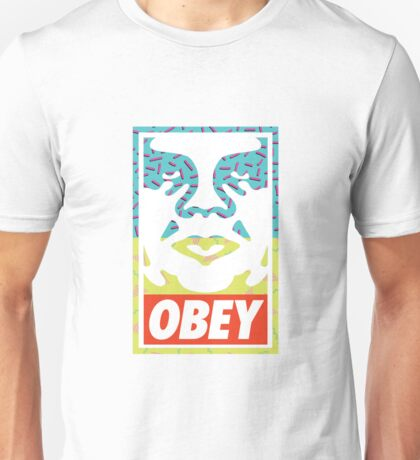 90s Retro Obey  Unisex T-Shirt