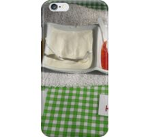 Hot to hotter choices iPhone Case/Skin