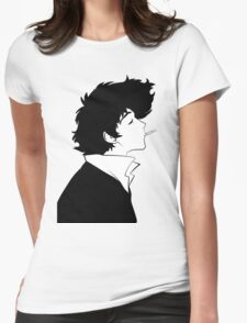 Cowboy Bebop - Spike Womens Fitted T-Shirt