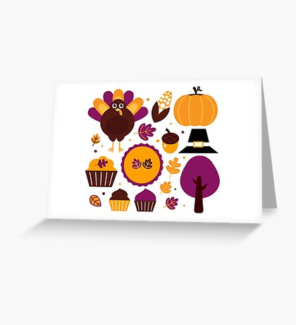 Thanksgiving 2016 Gift Edition for Kids  Greeting Card