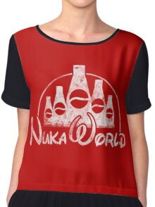 Nuka World Chiffon Top