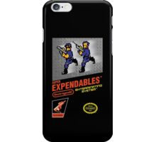 Super Expendables iPhone Case/Skin