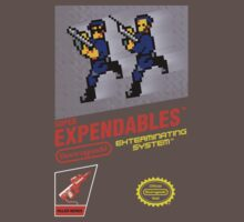Super Expendables Kids Clothes