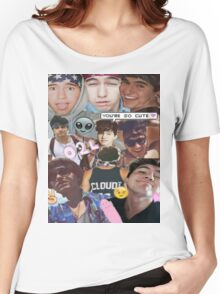 Cloud Kid Women's Relaxed Fit T-Shirt