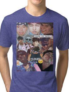 Cloud Kid Tri-blend T-Shirt
