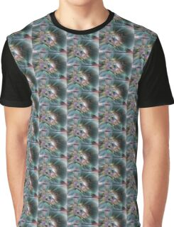 TURQUOISE WINGS Graphic T-Shirt