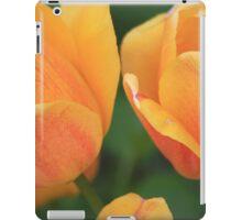 Yellow Tulip iPad Case/Skin