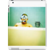 Snorkel and Mask iPad Case/Skin