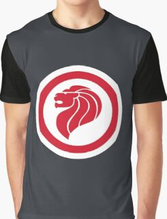 Republic of Singapore Air Force - Roundel Graphic T-Shirt