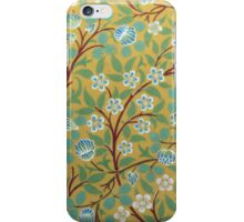 William morris art iPhone Case/Skin