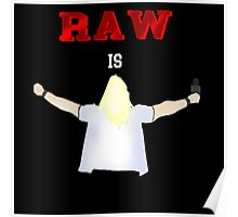 RAW is JERICHO!   Y2J Poster