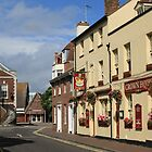 Old Town, Poole by RedHillDigital