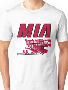 Miami Airport Unisex T-Shirt