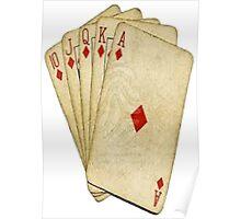 card / poker  Poster